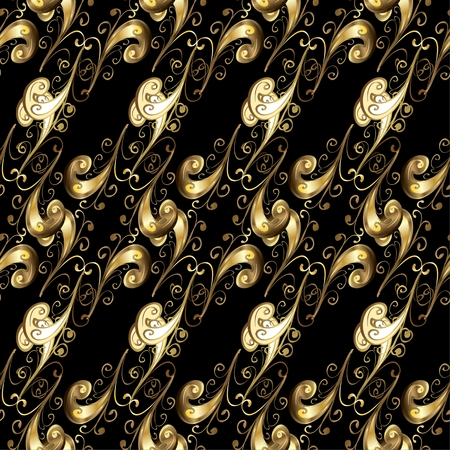 oldest: Background of oldest style fashioned arabesque fabric for decoration and design