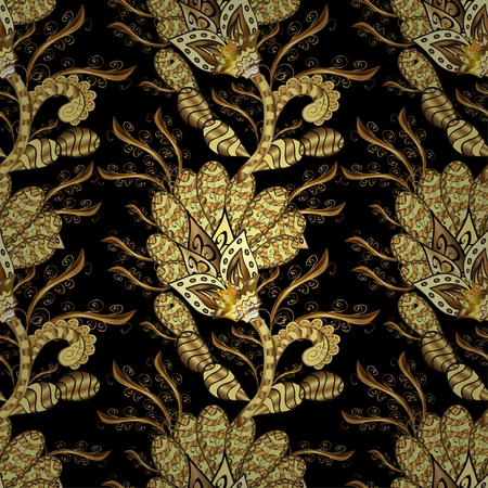 royal background: Abstract beautiful background, royal, damask ornament