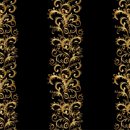 vintage ornament: Abstract beautiful background, royal, damask ornament, vintage, rich seamless pattern, luxury, artistic vector wallpaper, floral, oldest style fashioned arabesque fabric for decoration and design