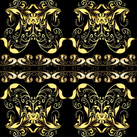 oldest: Abstract beautiful background, royal, damask ornament, vintage, rich seamless pattern, luxury, artistic vector wallpaper, floral, oldest style fashioned arabesque fabric for decoration and design