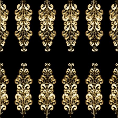 oldest: Abstract beautiful background, royal, damask ornament, vintage, rich seamless pattern, luxury, artistic wallpaper, floral, oldest style fashioned arabesque fabric for decoration and design