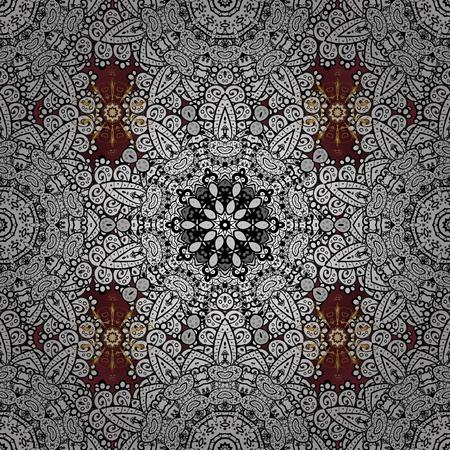 shiny: Abstract geometric glitter shiny pattern. Illustration