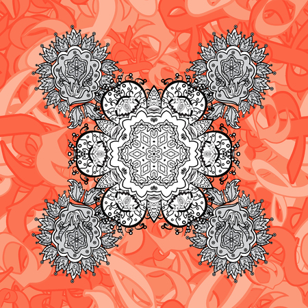 Seamless classic vector and white pattern. Traditional orient ornament. Classic vintage background.