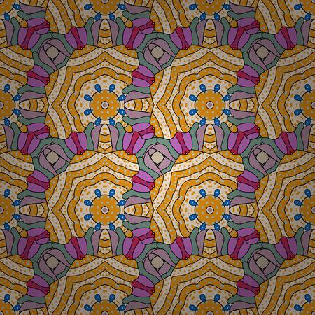superlative: Decorative vector ornate colored mandala icon for card, colored Mandala on a white background. For invitation card, scrapbook, banner, postcard, tattoo, yoga, boho, magic, carpet, tile or lace.