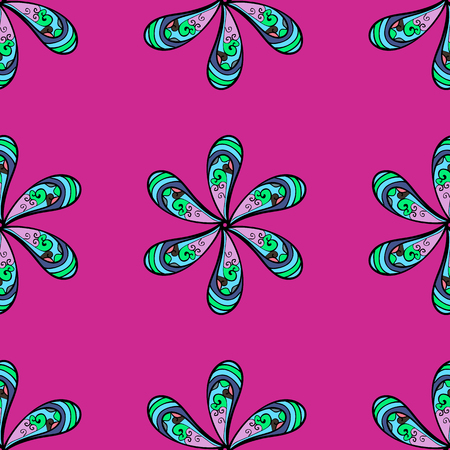 twee: Vector cute pattern in small flower. Small colorful flowers. Motley illustration. Spring floral background with flowers. The elegant the template for fashion prints.