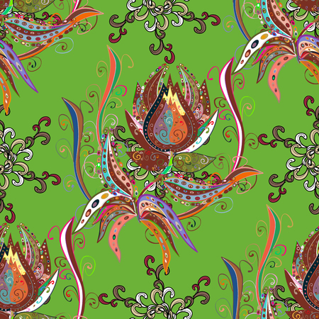 Hand painted vector mandala, colored on colorful background, indian peacock, indian pattern, colored mandala, mandala peacock.