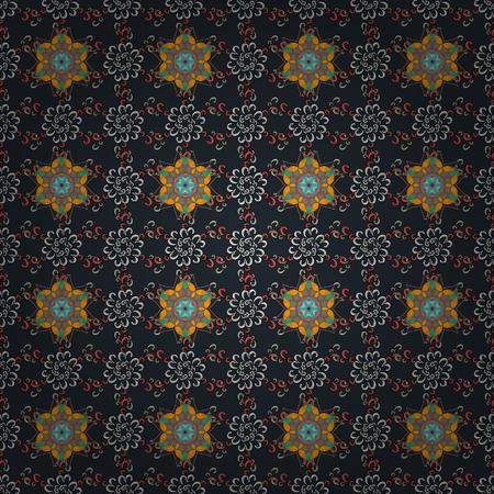 손으로 그린 된 만다라, 화려한 배경, 인도 공작, 인도 패턴, 색깔 만다라, 만다라 공작 색깔.