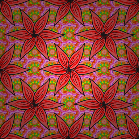 Spring floral background with flowers. The elegant the template for fashion prints. Small colorful flowers.