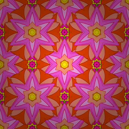 rare: Motley seamless pattern. Vector abstract flower background. Pretty floral print with small flowers. Illustration