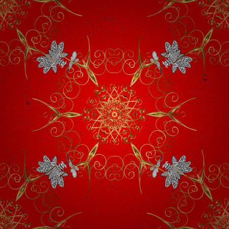 Traditional orient ornament. Classic vintage background. Classic vector white and white pattern.
