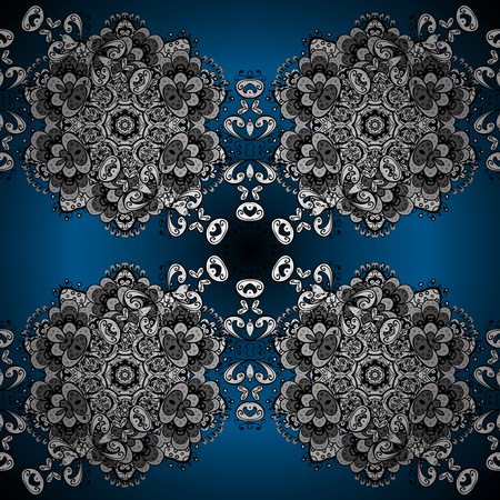 벡터 기하학적 인 원형 색깔의 상징 일러스트