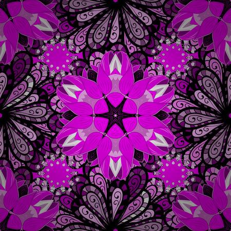 Flowers bouquet vector illustration. 向量圖像