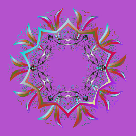 contoured: abstract colored interesting superb picture