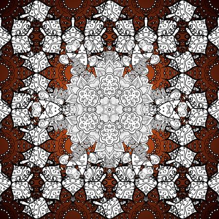 ミレフレール織物、ファブリック、カバー、スケッチ、プリント、ラップ、キルティング、デコパージュのための花の甘いシームレスな背景。小さ