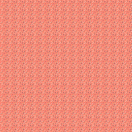 Pink, orange and white color. Endless pattern, pink, orange and white background. Seamless pattern with sweet desserts. Vector illustration. Wrapping paper.