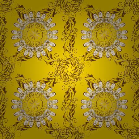 Illustration illustration. Abstract motif background. Ultrafashionable fabric pattern. Seamless pattern. Foto de archivo - 111659984