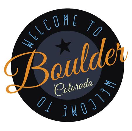 Welcome to Boulder Colorado