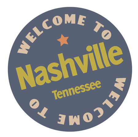 Welcome to Nashville Tennessee