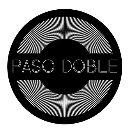 paso doble label