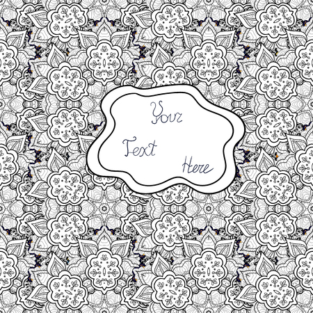 White, gray and black on colors. It can be used on sketch, wrapping boxes, mug prints, baby apparels etc. Vector illustration. Cute background. Doodles pattern. Nice fabric pattern.