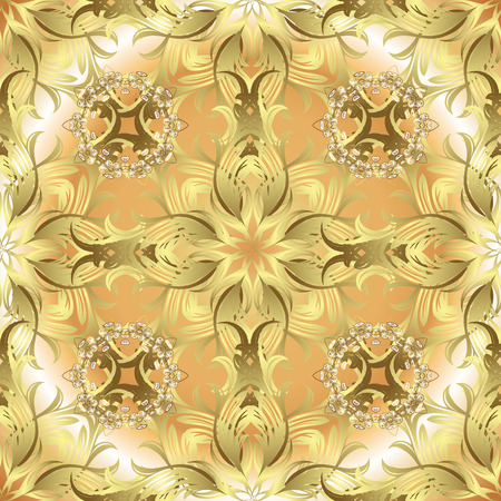 Nice background. Neutral and beige on colors. It can be used on sketch, mug prints, baby apparels, wrapping boxes etc. Doodles cute pattern. Vector - stock. Seamless Beautiful fabric pattern.