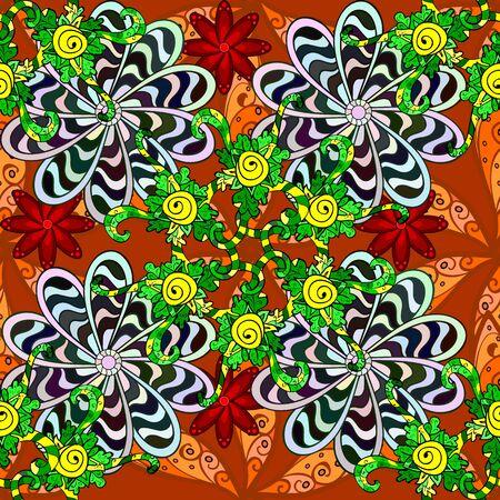 abstraktes super süßes und schönes interessantes Bild Vektorgrafik