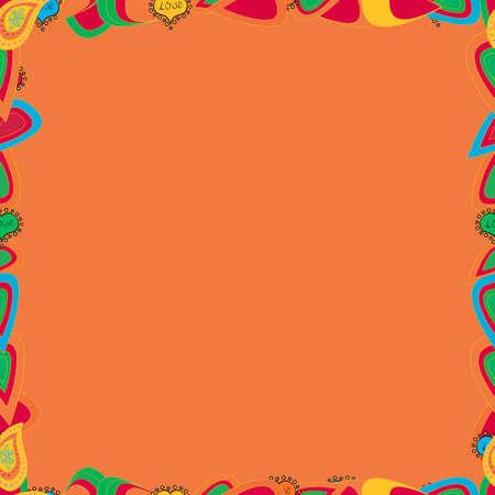 frame image illustration