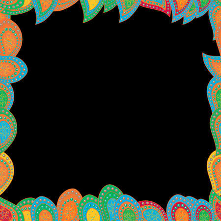 frame design illustration