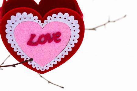 express feelings: heart