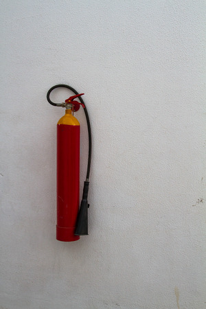 weighs: fire extinguisher