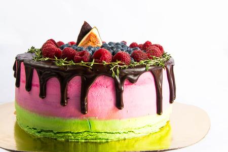 tortas de cumpleaños: pastel
