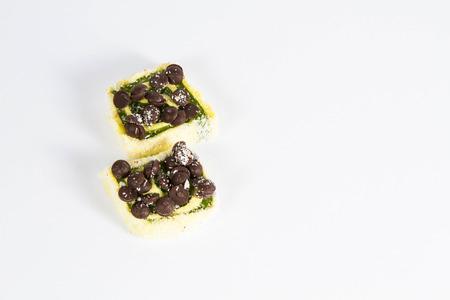 fruit jelly: oriental sweets, fruit jelly, Turkish delight Stock Photo
