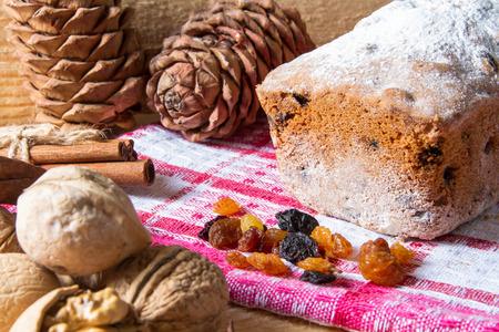 magdalenas: muffins, pasteles Foto de archivo