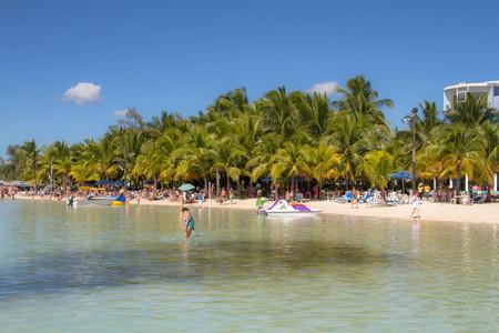 The Dominican Republic Hotel Area Beach Coast