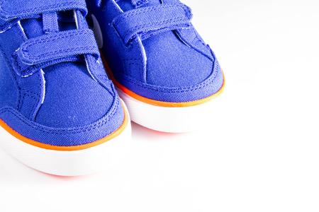 Sneakers, sports, childrens Zdjęcie Seryjne