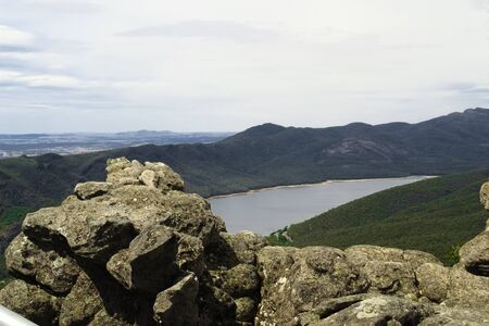 The iconic Pinnacle walk and lookout. highlight of the entire Grampians region. stunning views of Halls Gap and the Grampians many peaks.