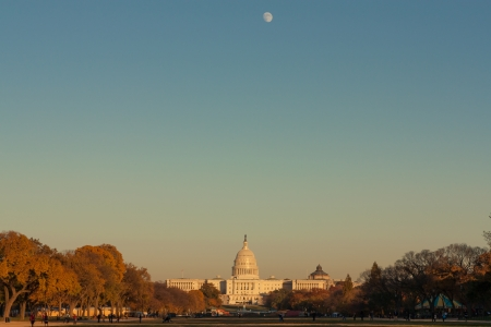 the Capitol in Washington, D C