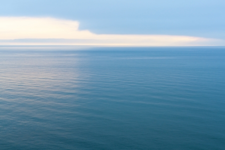 Thr photo shows the morning in the Black Sea  Nice background