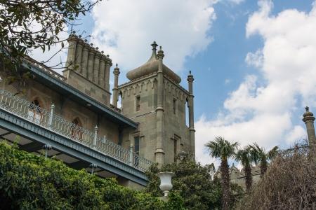 vorontsov: Vorontsov Palace in Yalta