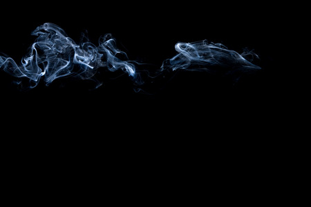 smoke on the black