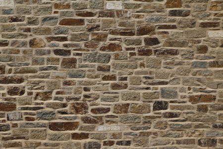 Texture of old wall (old stone).