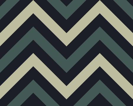 striated: Seamless geometric strip pattern. Stripy texture. Zig-zag line background. Diagonal strips. Gray, silver, black contrast colors. Winter theme. Vector