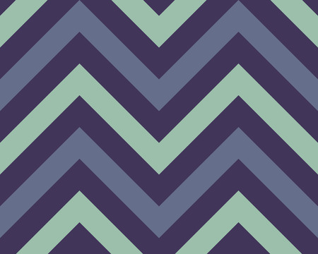 striated: Seamless geometric strip pattern. Stripy texture. Zig-zag line background. Diagonal strips. Soft, blue, gray, green, turquoise, white colors. Winter theme. Vector