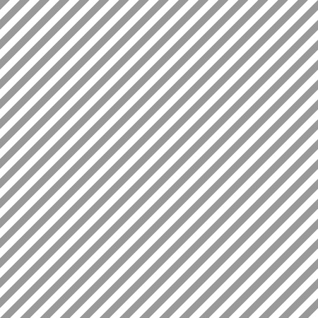 brindled: Seamless geometric pattern. Stripy texture. Diagonal gray strips on white background. Vector