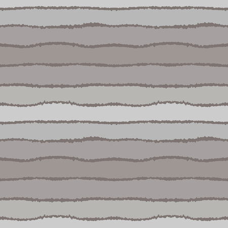 torn edge: Seamless strip pattern. Horizontal lines with torn paper effect. Shred edge background. Pastel colors. Vector illustration