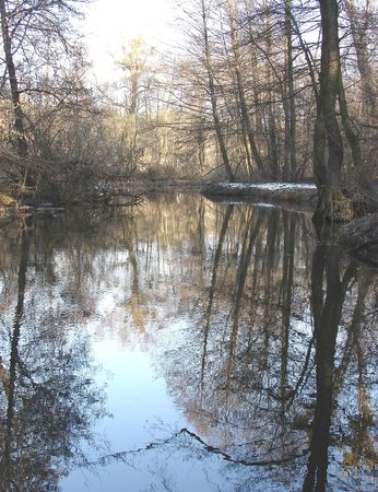 thawing: The quiet river   (2)