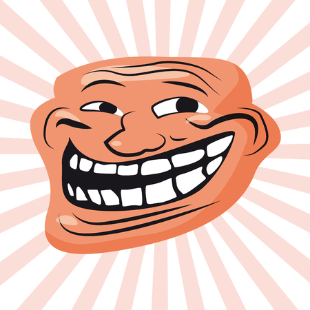 Internet Troll, meme, character of communication in social networks