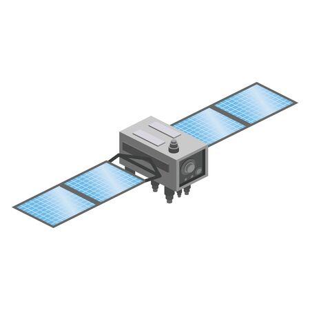 Satellite artificial communication wireless technology GPS