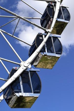 durability: The Ferris wheel