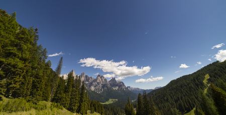 martino: dolomites - blades of San Martino
